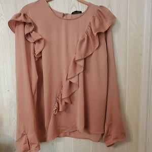 Lane Bryan blouse size 16 New with tags